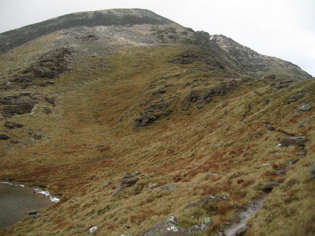 Path on Cul Mor
