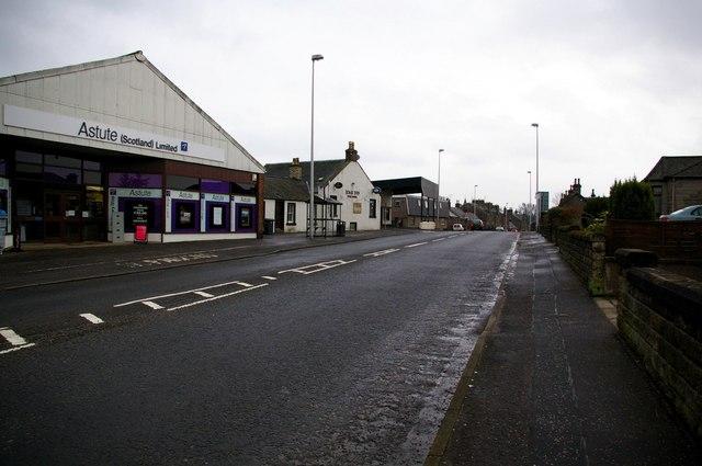 Brechin Road, Forfar near Muir Street