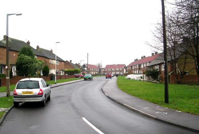 Asquith Drive