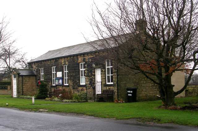 Lancasterian School Room - Low Moor Side Road
