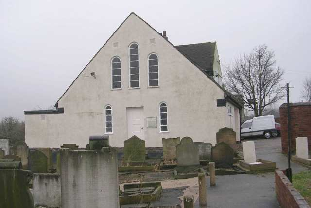 Building at Leeds Orthodox Jewish Cemetery - Whitehall Road