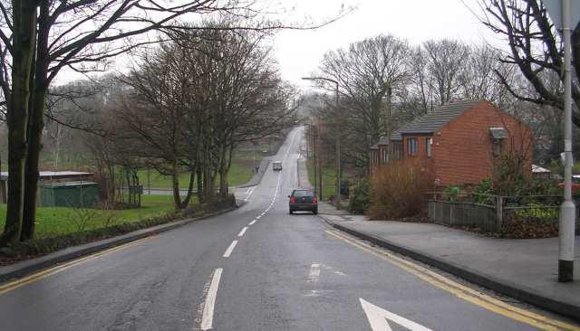 Lawns Lane