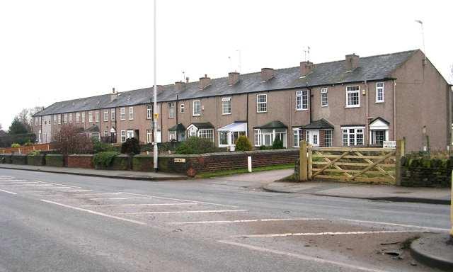 Ashfield - Whitehall Road