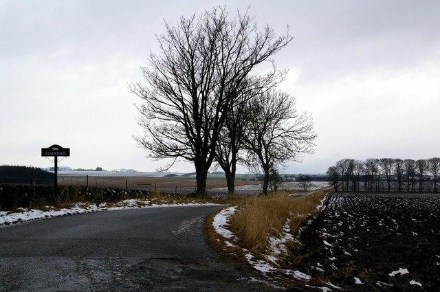 Sandyford Farm, Forfar