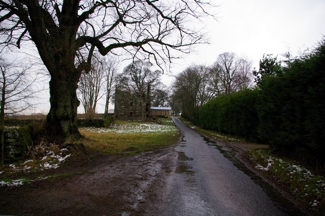Ballinshoe Castle