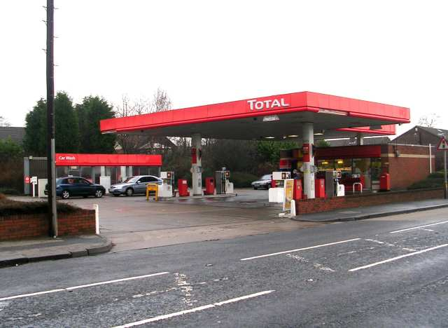 Total Filling Station - Gelderd Road
