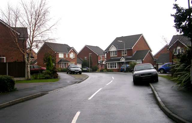 Hawthorne Drive - Branch End