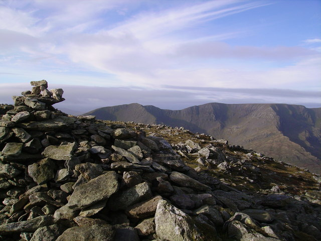 Summit Cairn, St. Sunday Crag
