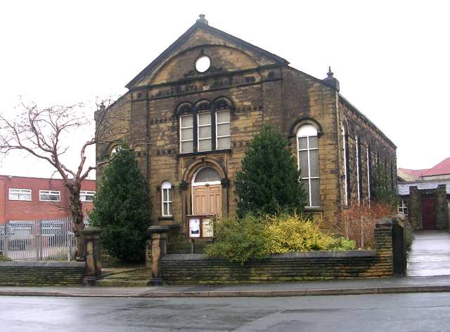 Ebenezer Methodist Church - Town End, Gildersome