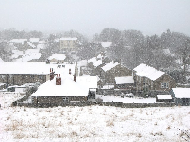 Rooftops in Allendale Town (2)