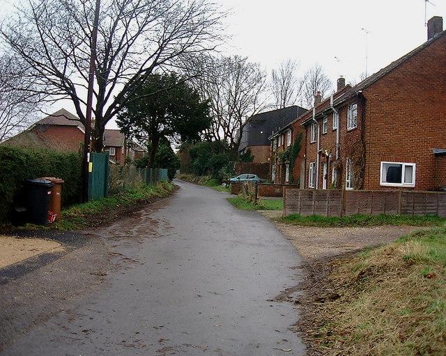 Barton Stacey - Gravel Lane