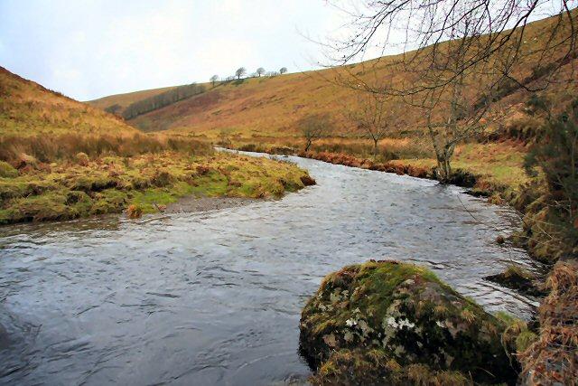 River Barle at Great Woolcombe