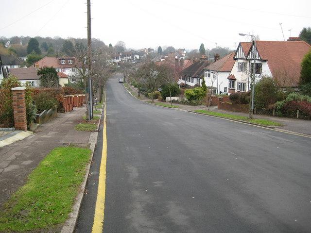 Buckhurst Hill: Stradbroke Grove