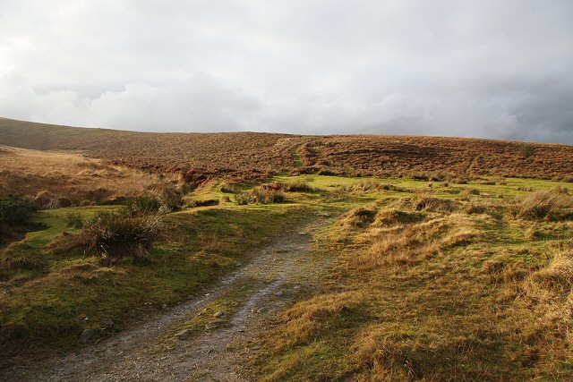 Footpath to Withypool