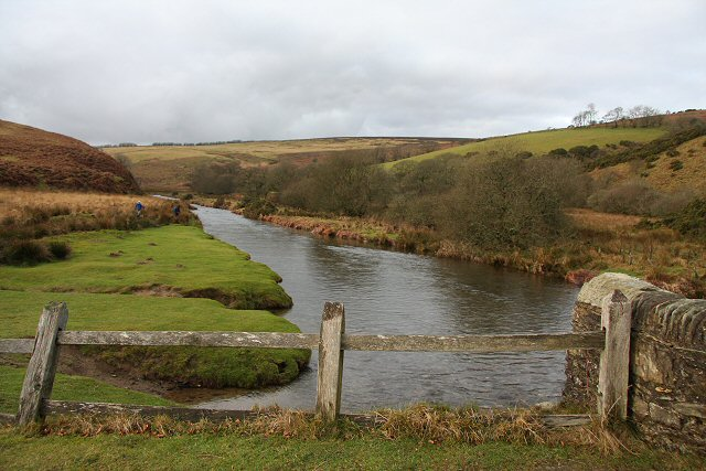 River Barle at Landacre