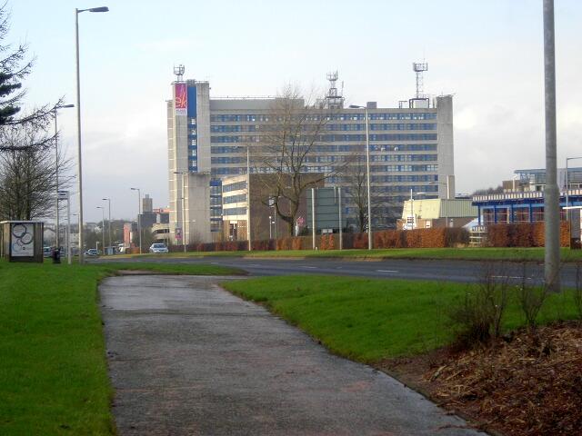 Plaza Tower, East Kilbride