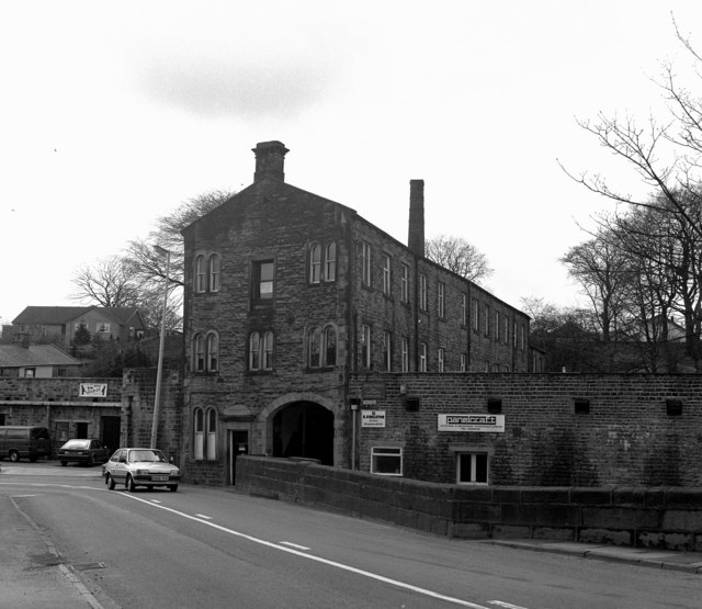 Higherford Mill, Lancashire