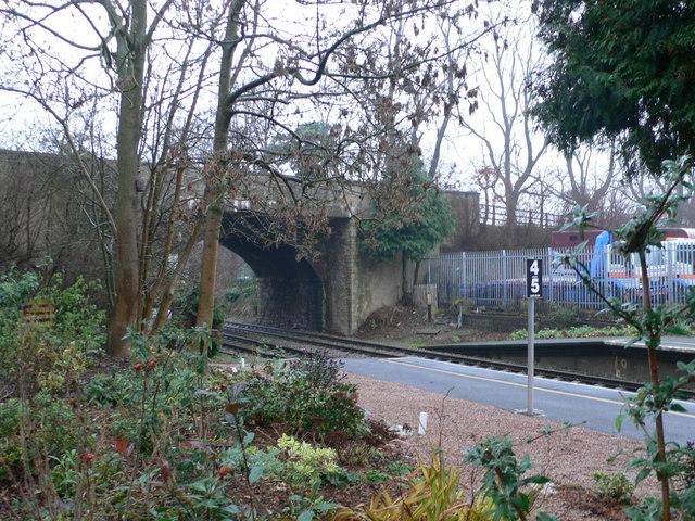 Railway Bridge, Church Stretton