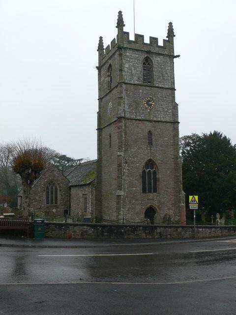 St Cadog, Raglan