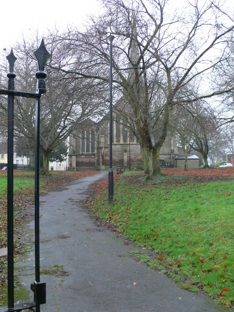 St Mary's Priory Church, Monmouth