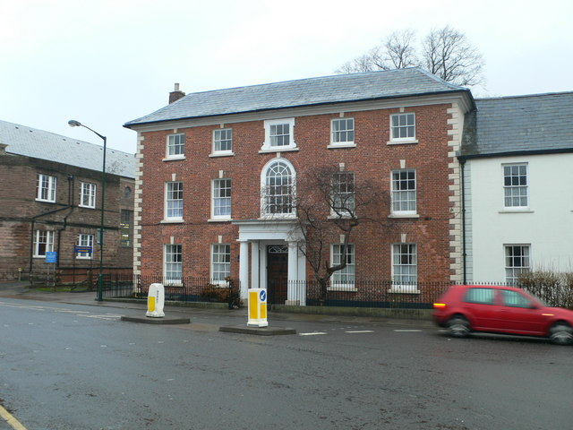 St James House, Monmouth