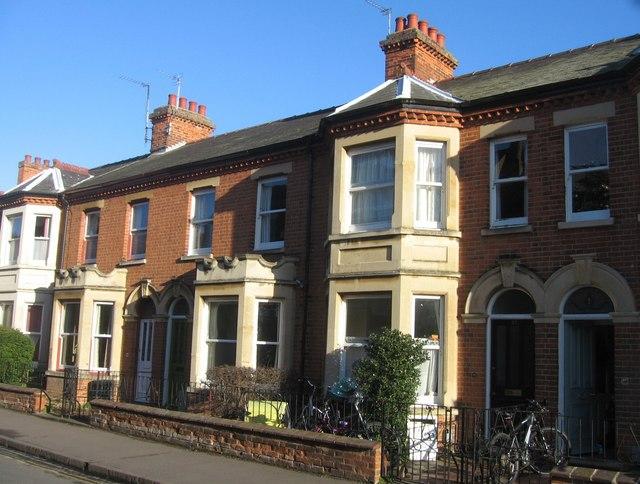 Grantchester Street housing