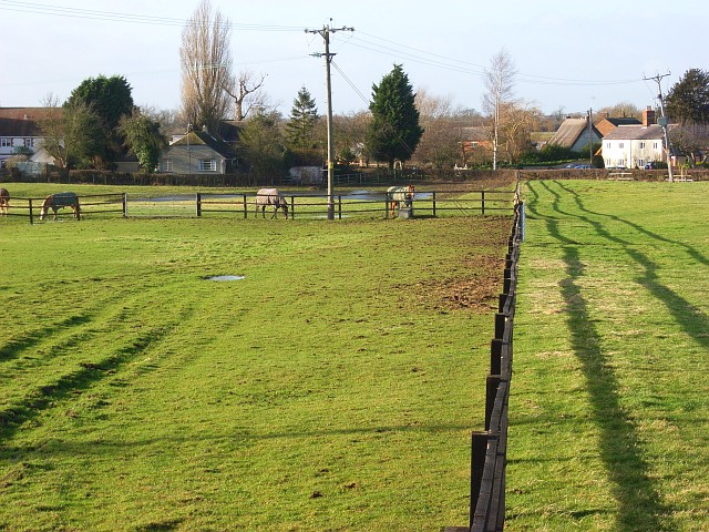 Paddocks, Uffington