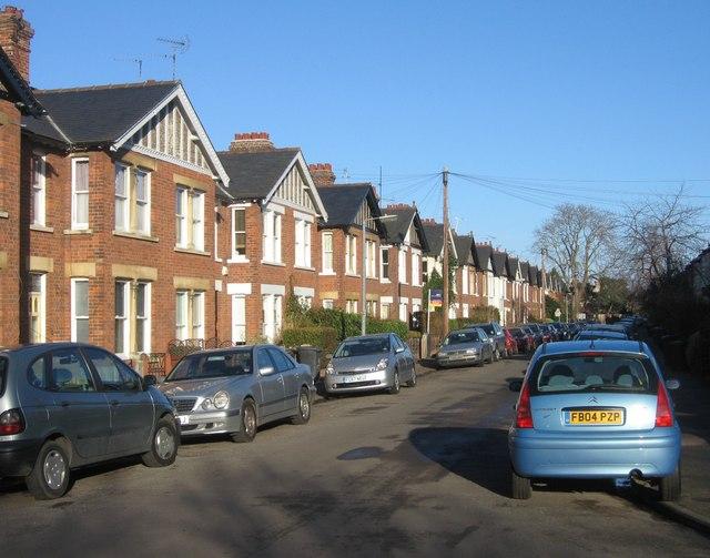 Eltisley Avenue