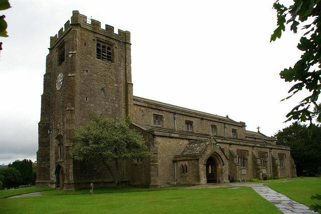 St Paul's Parish Church, Caton-with-Littledale