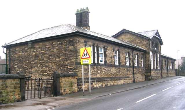 Former School - Street Lane, Gildersome