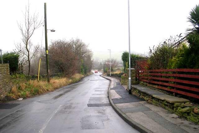 New Lane - Gildersome Lane