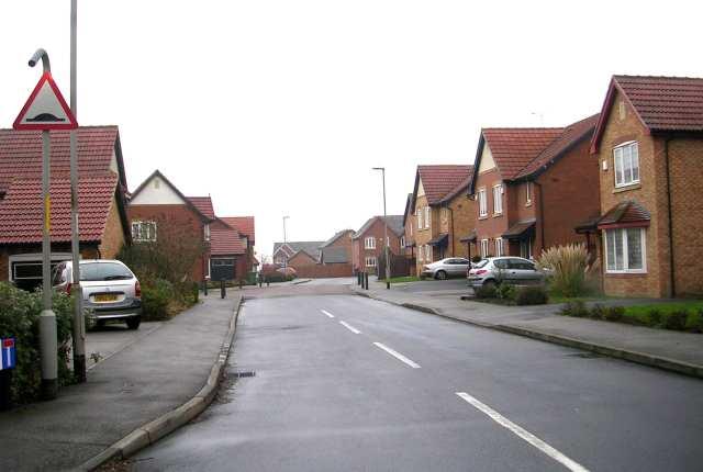 Suffield Road - Gildersome Lane