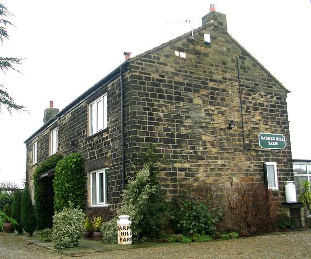 Barker Hill Farm - Gildersome Lane