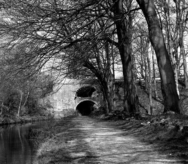 Double Arch Bridge 161, Leeds and Liverpool Canal