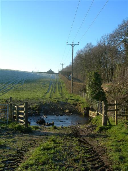 Crossing Brockloch Brun