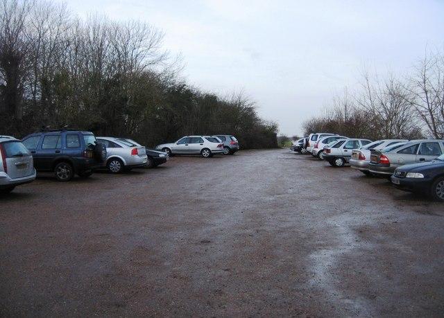 Fowlmere Car Park