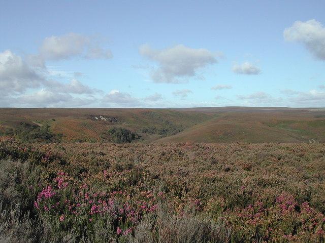 Fylingdales Moor from Jugger Howe Moor