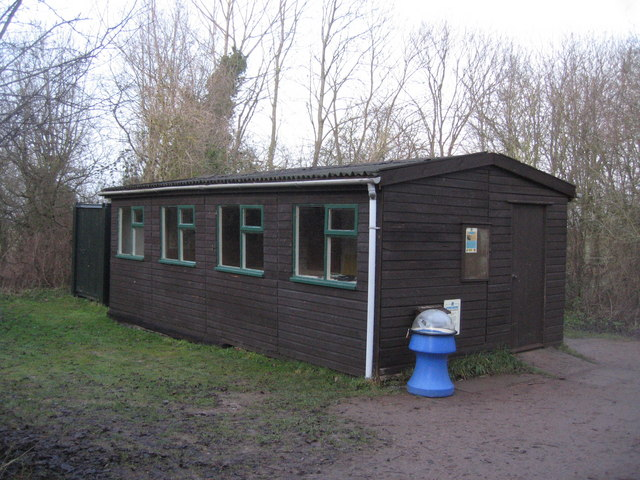 Fowlmere Reception Hut