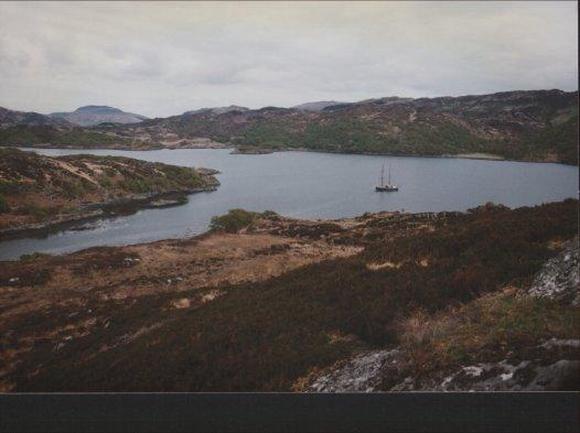 Loch na Droma Buidhe