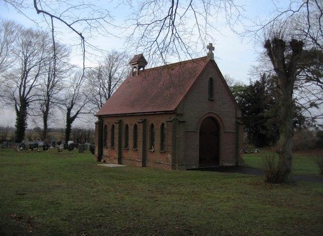 Fowlmere cemetery