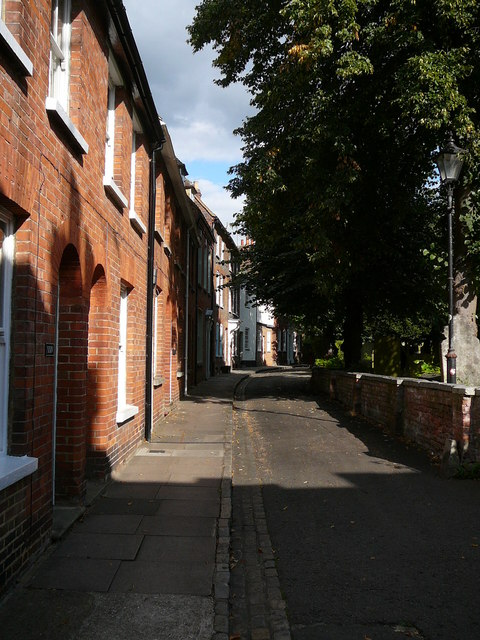 St Mary's Square, Aylesbury