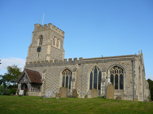 Parish church Marsworth