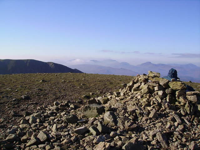 Summit Cairn, Whiteside