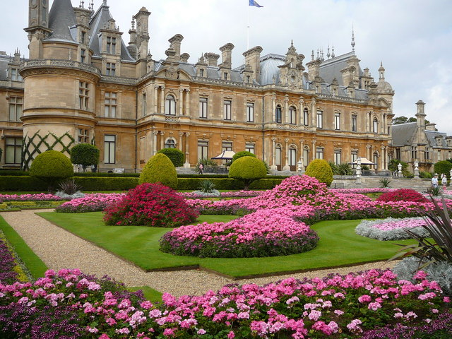 Waddesdon Manor & Gardens
