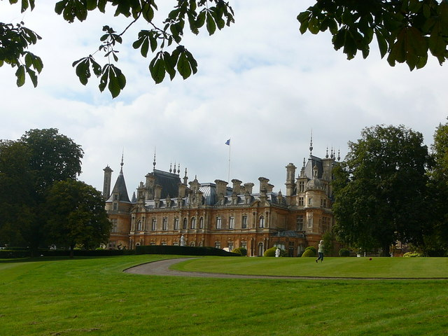 Waddesdon Manor & grounds