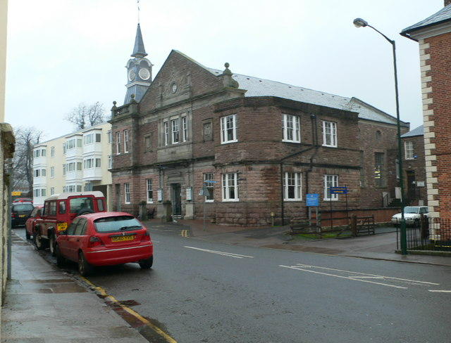 Monmouth Library