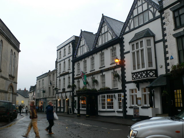 Agincourt Street, Monmouth
