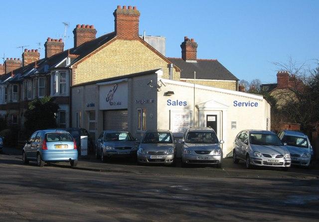 GP Motors Ltd