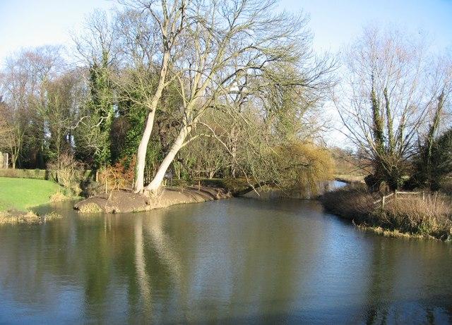 Grantchester Mill Pond