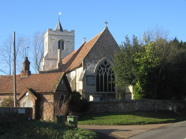 Manor Farm entrance